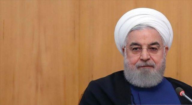 Ruhani: Türkiye'nin güney sınırlarıyla ilgili endişeleri haklı