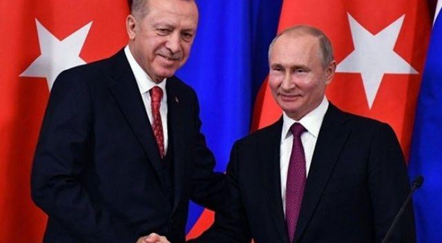 Rusya'ya kalabalık heyetle gidiyor