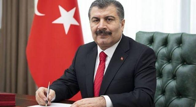 """Sağlık Bakanı Koca: """"Mevcut tüm imkan ve kabiliyetimizle şanlı ordumuzun yanındayız"""""""
