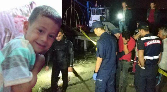 Sahilde kaybolan 6 yaşındaki çocuğun cansız bedeni bulundu