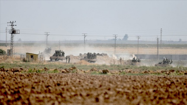 Sancak'tan Barış Pınarı Harekatı'na destek