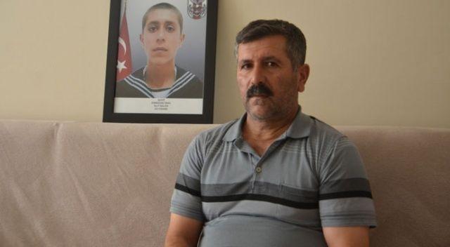 Şehit babasından Barış Pınarı Harekatı'na destek