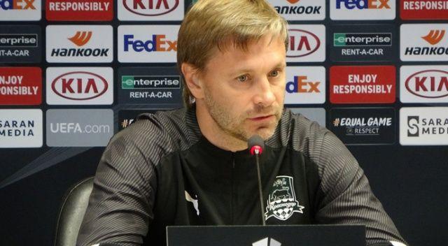"""Sergey Matveev: """"İnatçı yapımızı sahaya yansıtmaya çalışacağız"""""""