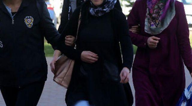 Sivas'ta 4 FETÖ şüphelisi yakalandı!