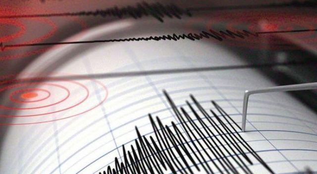 Kıbrıs'ta korkutan deprem | Son depremler