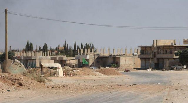 Suriye Milli Ordusu Resulayn şehir merkezinde kontrolü ele geçirdi