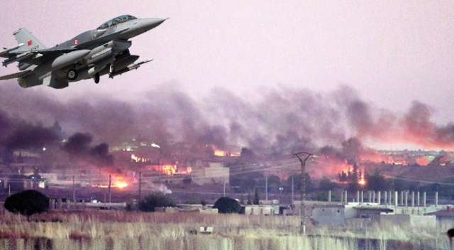 Suriye'ye barış için üçüncü operasyon