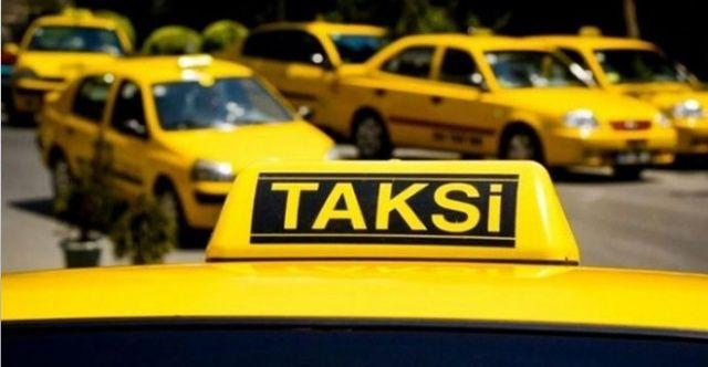 Taksicilerden Mehmetçik Vakfı'na bağış kampanyası