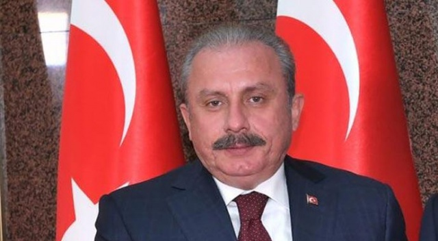 TBMM Başkanı Şentop'tan HDP'li milletvekiline kınama