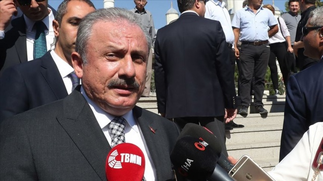 TBMM Başkanı Şentop'tan 'sistem' açıklaması