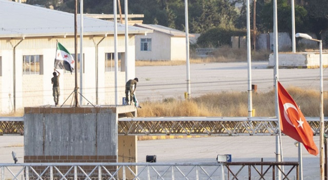 Tel Abyad YPG/PKK'lı hainlerden temizlendi