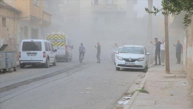 Terörist YPG/PKK Mardin'de sivillere havanla saldırdı: Çok sayıda yaralı var