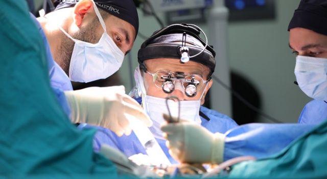 Tıp camiasına 'mega' ders