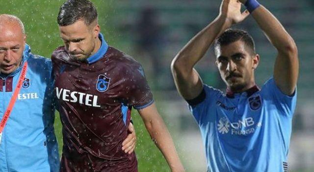 Trabzonspor'da Novak ve Hosseini'nin son durumu