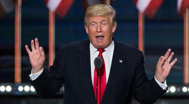 Trump'tan yeni açıklama geldi