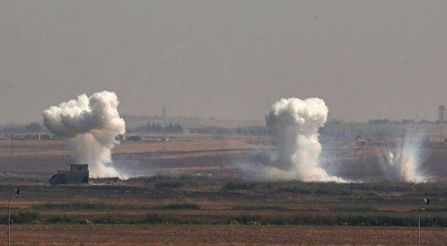Tel Abyad ve Resülayn'da 7 köy terörden arındırıldı