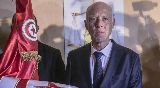 Tunus'un yeni Cumhurbaşkanı Kays Said: Emaneti ve görevi samimiyetle taşıyacağım