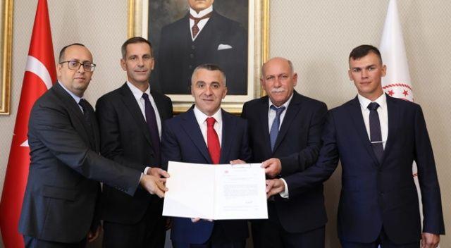 Türk Akımı Projesi'nde tarihi an