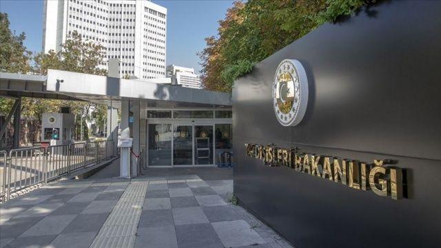 Türkiye'den BMGK'ye 'Maraş' tepkisi