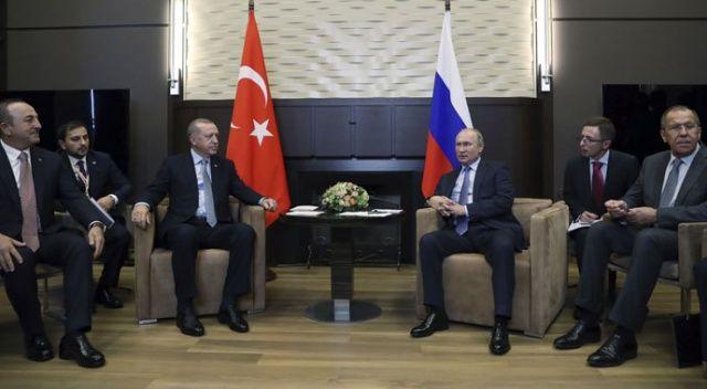 Türkiye ve Rusya'dan 10 maddelik ortak açıklama