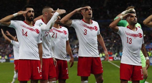 UEFA'dan skandal karar! 'Asker selamı' için soruşturma başlattılar