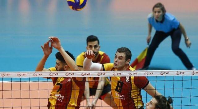 Voleybolda Şampiyonlar Kupası Galatasaray'ın