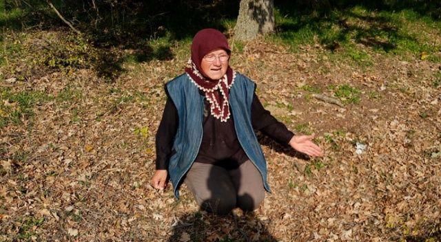 70 yaşındaki kadın yıkım kararını duyunca yere kapaklanıp ağladı