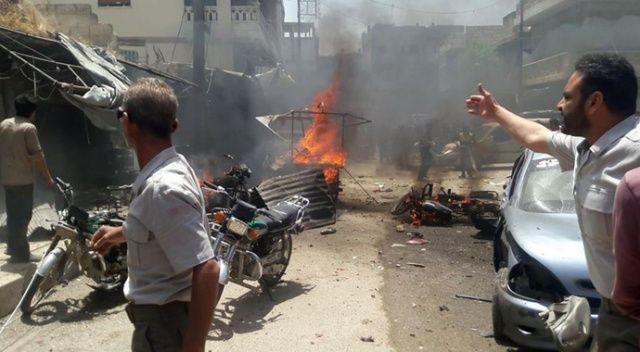 YPG/PKK'dan Fırat Kalkanı Harekatı bölgesinde sivillere saldırı