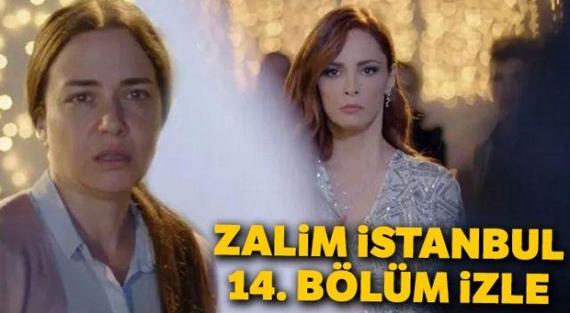 Zalim İstanbul 14. Bölüm Tek Parça İzle (Karaçay köşkünde evlilik bombası) Zalim İstanbul son bölüm full izle (YouTube, Kanal D)