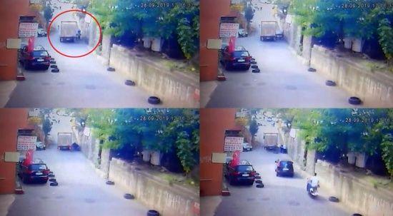 Feci kaza! Hurdacı yaşlı adam duvar ile araç  arasında sıkışıp hayatını kaybetti