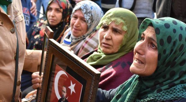 'CHP'liler bize değil  PKK'lılara geldi!'