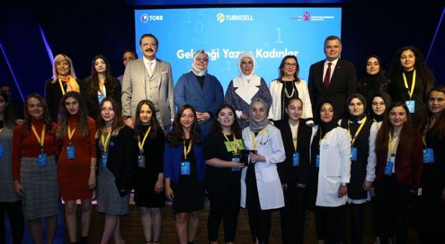 'Geleceği Yazan Kadınlar' ödül töreni gerçekleşti
