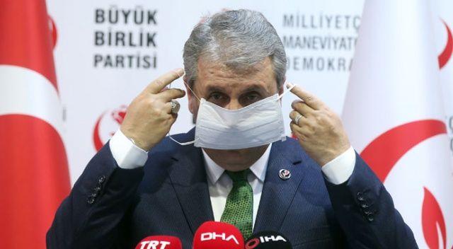 'HDP'nin bütün belediyelerine kayyum atansın'