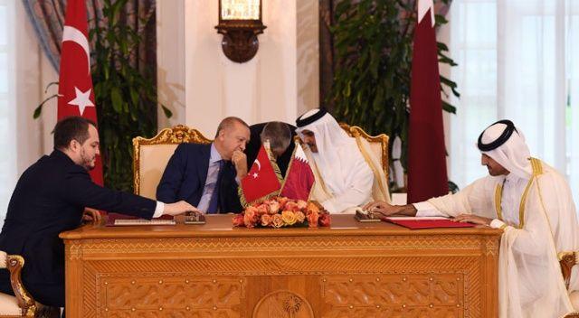 'Katar Türkiye'nin kötü gün dostudur'