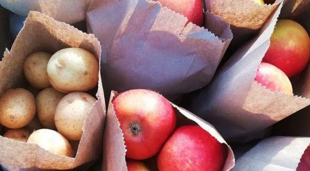 """""""Sabahları patates ve elma kilo vermeye yardımcı olur"""""""