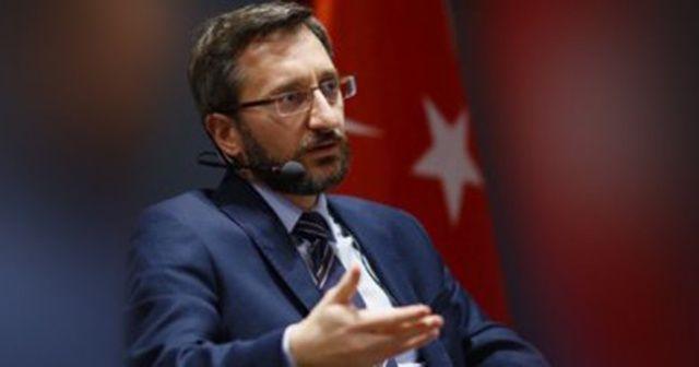 """""""Türkiye terör örgütlerine karşı amansız bir mücadele yürütüyor"""""""