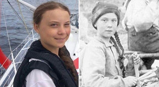 121 yıllık fotoğraftaki benzerlik görenleri şaşırtıyor!
