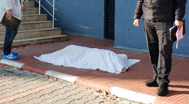 2 çocuk annesi kimya profesörü kadın kendini 4. kattan atarak intihar etti