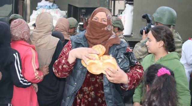 30 bin Suriyeli  evine döndü