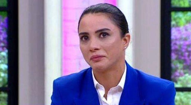 32 saniyede nakavt olan Sabriye, canlı yayında gözyaşlarına boğuldu