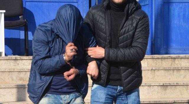 490 gram uyuşturucuyla yakalanan şüpheli tutuklandı