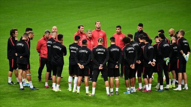 A Milli Futbol Takımı'nın EURO 2020 Elemeleri mesaisi 11 Kasım'da başlayacak