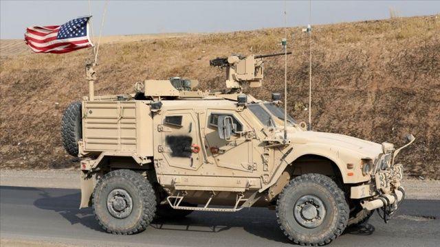 ABD ordusu Aynularab'ın güneyindeki üsse geri döndü