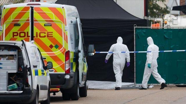 Acı ayrıntı... İngiltere'de tırın arkasında ölü bulunan 39 kişiden ikisi 15 yaşında