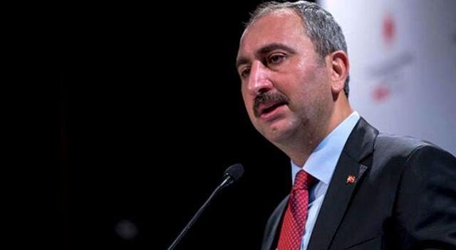 Adalet Bakanı Gül: '(Yargı paketleri) 2023'e kadar sürecek'