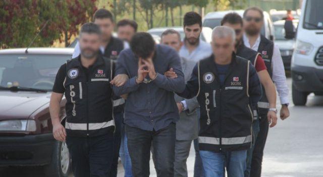 Adana'da FETÖ operasyonu! 2 kişi tutuklandı
