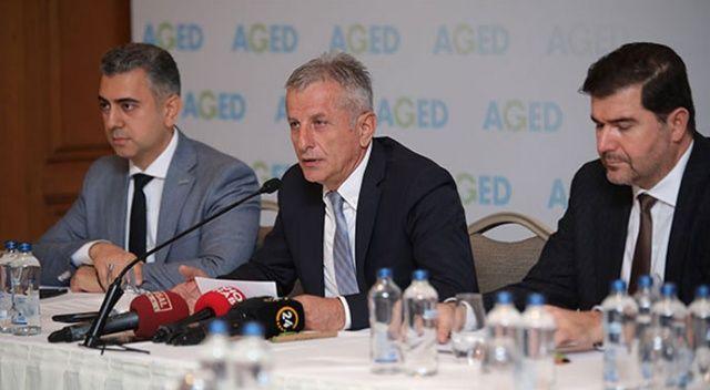 AGED Başkanı Saral: Mamul ihracatımız, 2023'te 2,3 milyon tona ulaşacaktır