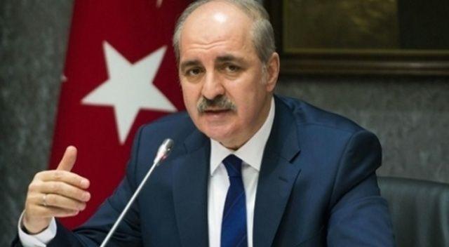 AK Parti'li Kurtulmuş: Suriye'de kendi İHA'larımızla operasyon yaptık