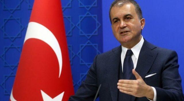 """AK Parti Sözcüsü Çelik: """"KKTC'nin haklarını tavizsiz bir kararlılıkla koruyacağımızı tekrar vurguluyoruz"""""""