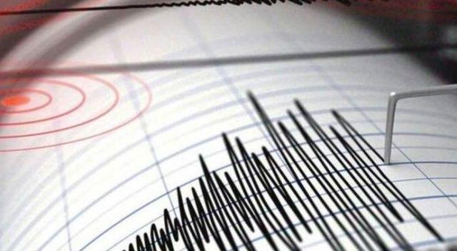 Akdeniz'de korkutan deprem | Son Depremler